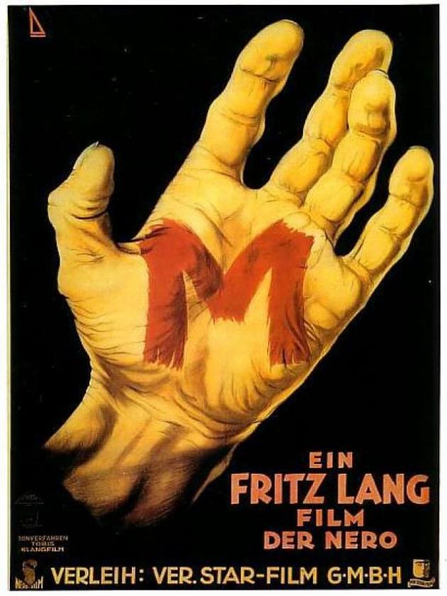 M, o vampiro de Düsseldorf (1931)