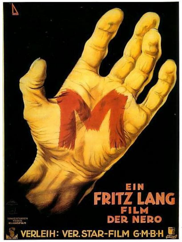 M, the vampire of Düsseldorf (1931)