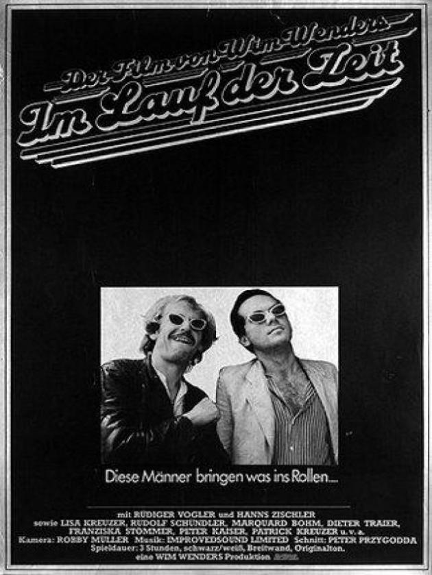 Nel corso del tempo (1975)