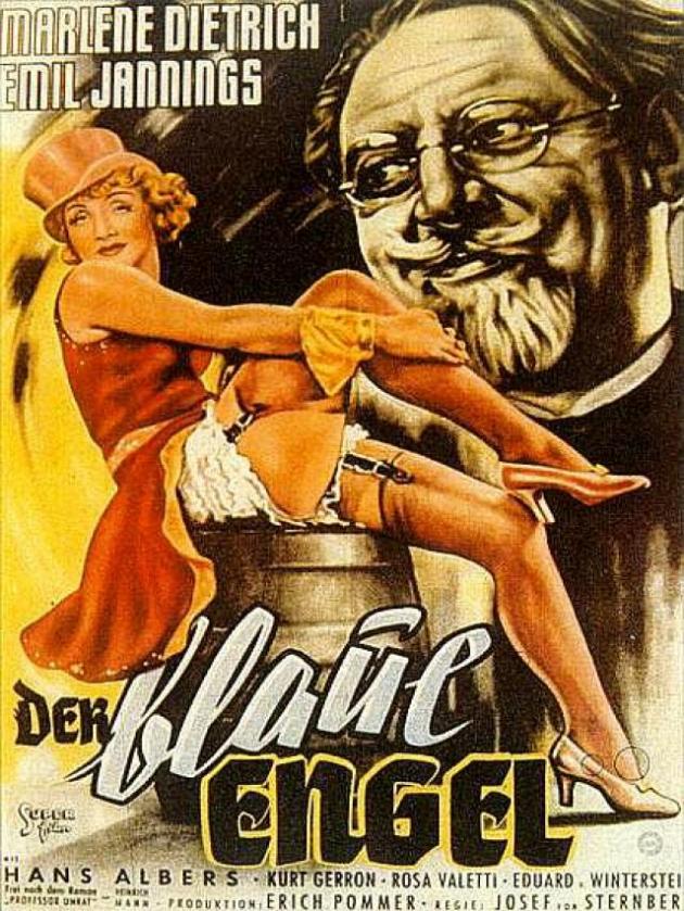 O Anjo Azul (1930)