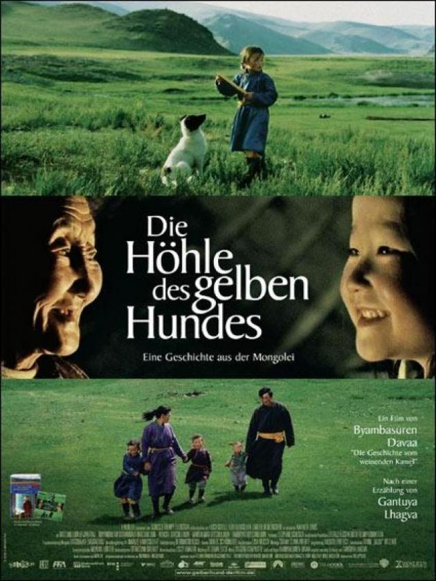 O cão da Mongólia (2005)