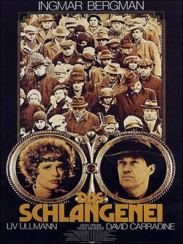 O ovo da serpente (1977)
