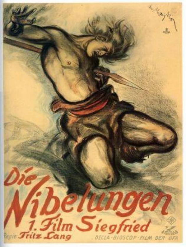 Os Nibelungos: a morte de Siegfried (Os Nibelungos Parte I) (1924)