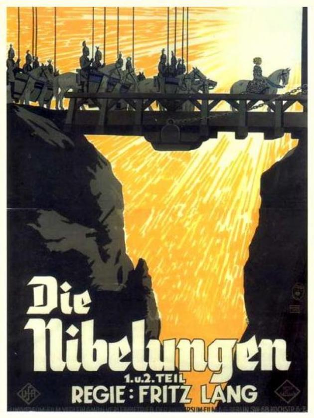 Os Nibelungos: A Vingança de Krimilda (Os Nibelungos Parte II) (1924)