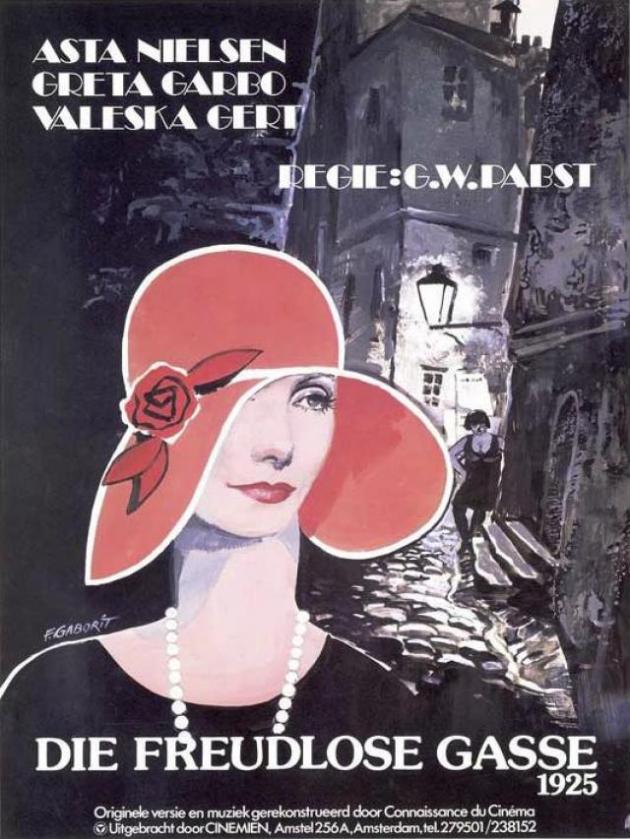 Sob a máscara do prazer (1925)