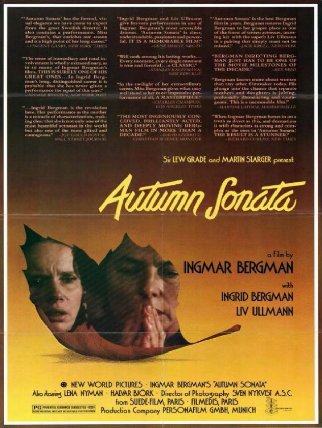 Sonata do Outono (1978)