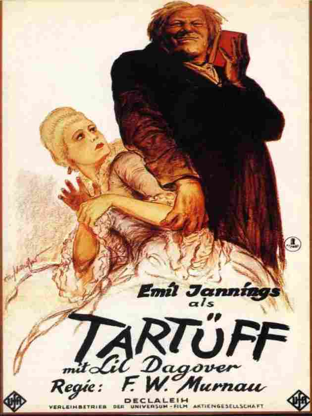 Tartufo or the hypocrite (1925)