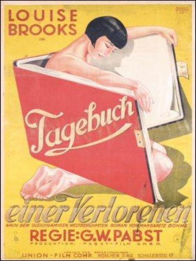 Trois pages d'un journal (1929)