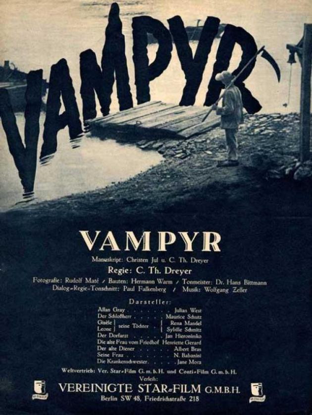 Vampyr, a Bruxa Vampira (1932)