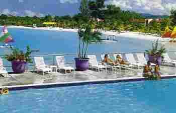 Breezes Grand Resort & Spa Negril.