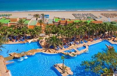 Отель Playacapricho