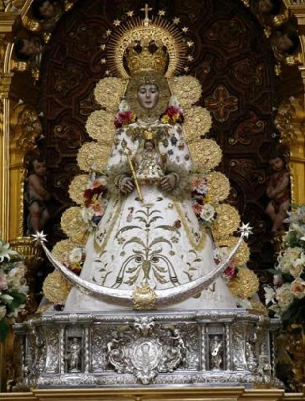 VIRGIN OF THE ROCÍO