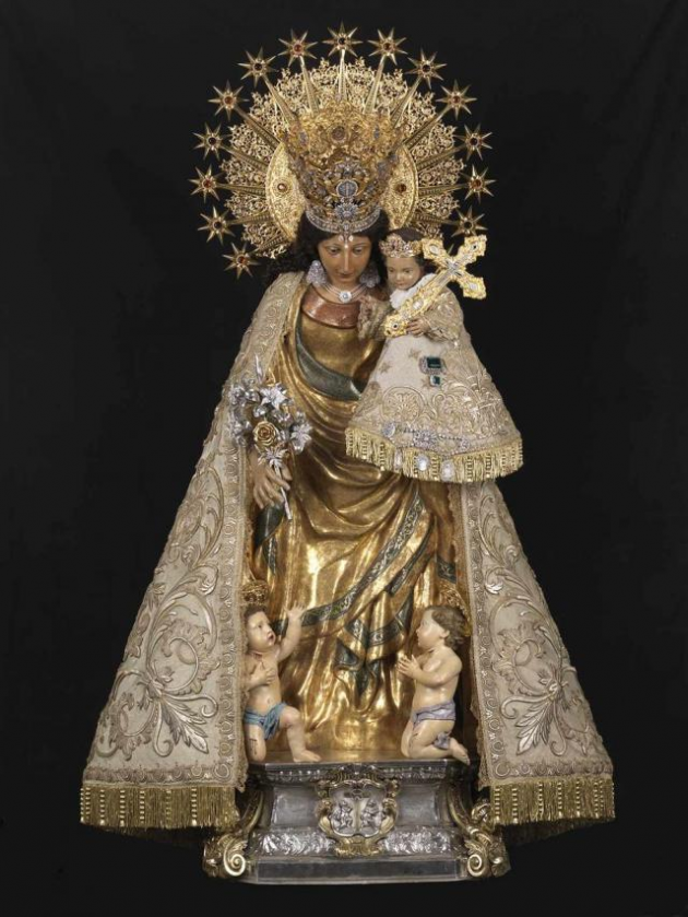VIRGIN OF THE UNEMPLOYED
