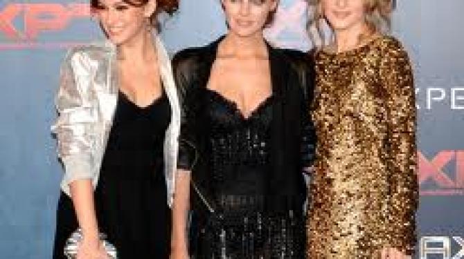 As melhores atrizes espanholas da série