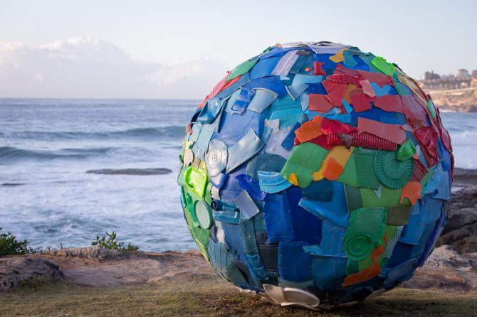 Monde plastique