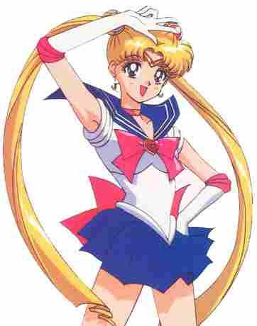 Sailor Moon - Serena Tsukino