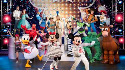 Musikal Disney terbaik