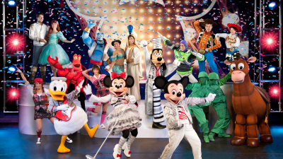 Những vở nhạc kịch hay nhất của Disney
