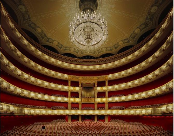 Баварская государственная опера (Мюнхен)