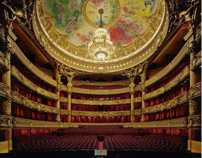 ПАЛЕ ГАРНЬЕР (Париж)