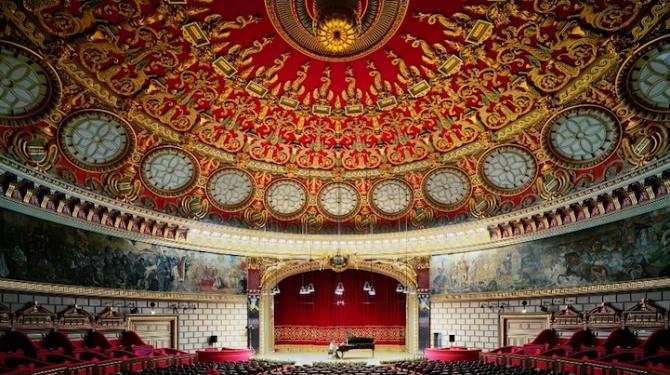 Самые красивые оперы и театры в мире