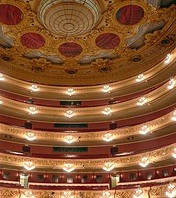 GRAND THEATER OF LICEO (Barcelona)