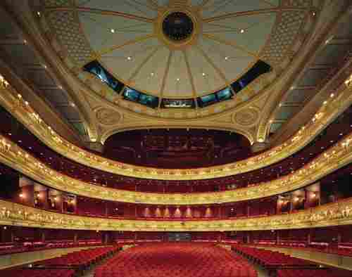 ROYAL OPERA HOUSE or COVENT GARDEN (London)