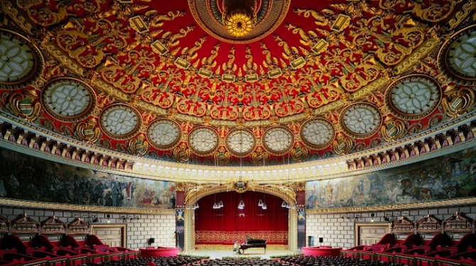 The most beautiful opera and theater in the world