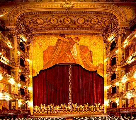 THEATER COLON (Buenos Aires)