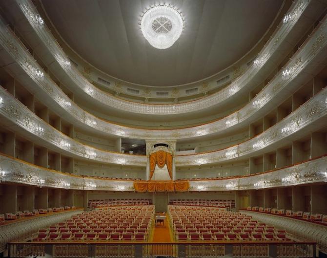 Théâtre Mikhaïlovski (Saint-Pétersbourg)