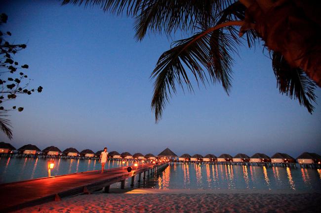 Канухура Отель (Мальдивы)