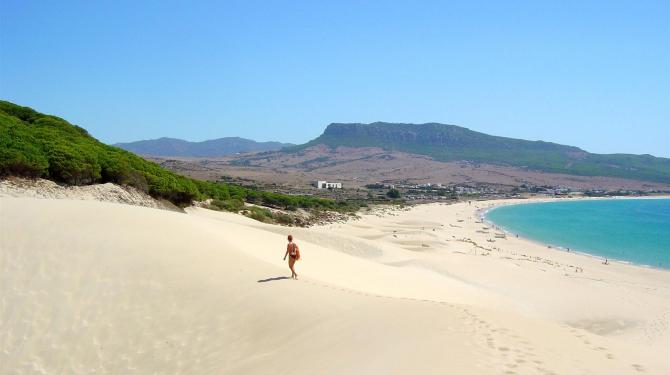 De bästa stränderna i Cádiz