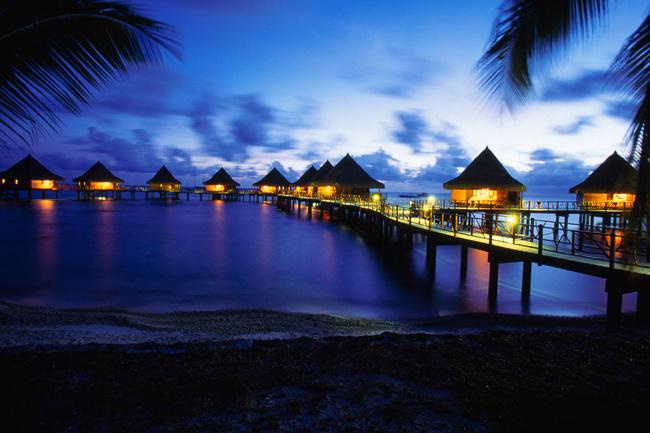 Kia Ora Resort (Французская Полинезия)