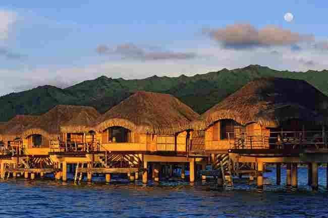 Le Taha´a Island Resort & Spa