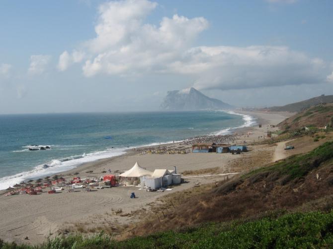 Plaża La Alcaidesa