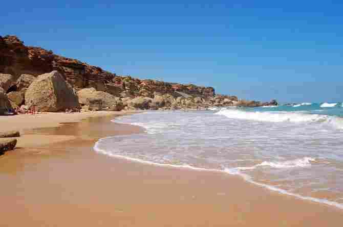Plaża La Barrosa