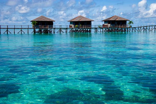 Sipadan-Kapalai Dive Resort (Malaysia)