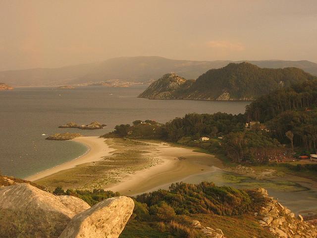 Cíes Islands, Pontevedra