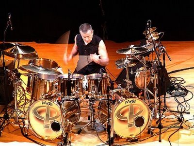 Carl Palmer (Emerson, Lake & Palmer)