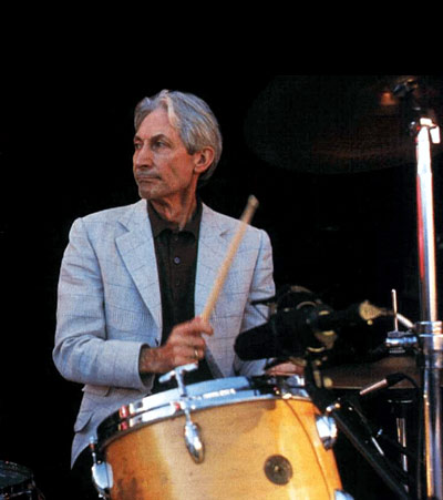 Charlie Watts (Os Rolling Stones)