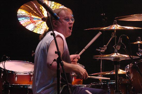 Йен Пейс (Deep Purple)
