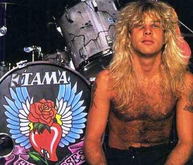 Стивен Адлер (Guns N 'Roses)