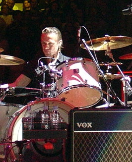 Larry Mullen Jr. (U2)