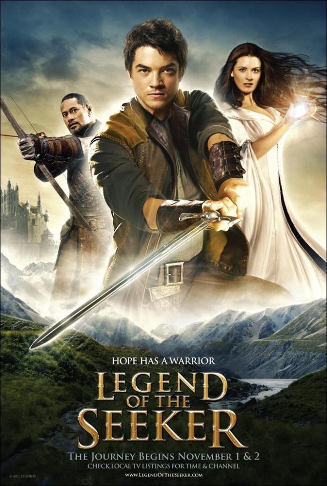 Lenda do Buscador (2008)