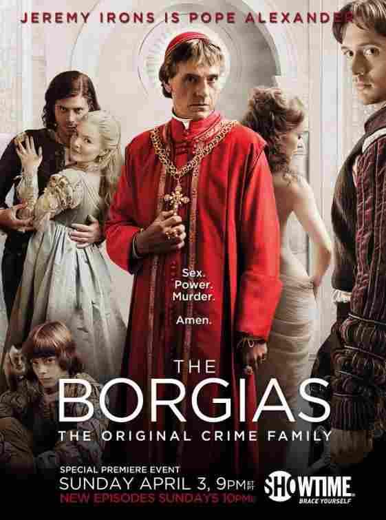 Os Bórgias (2011)
