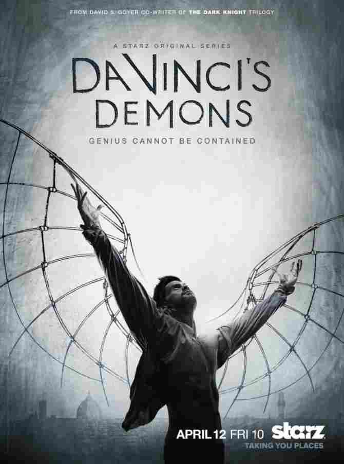 Os Demônios de Da Vinci (2013)