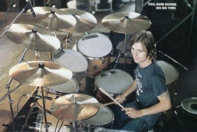 Phil Rudd (AC / DC)