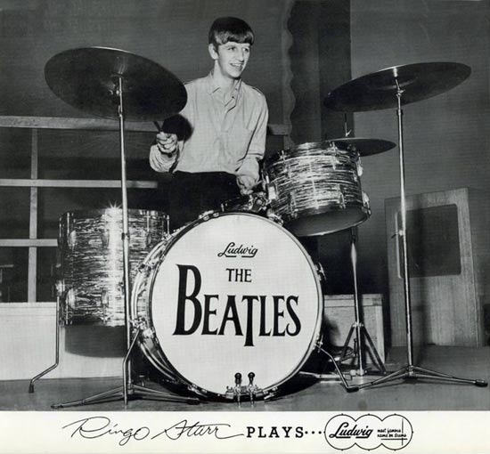 Ringo Starr (The Beatles)