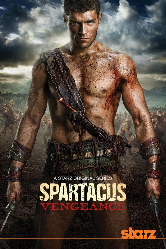 Spartacus: A Vingança (2012)