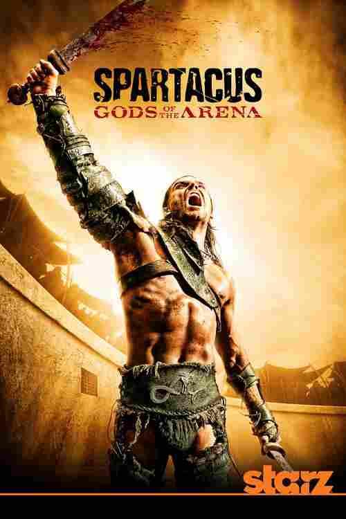 Spartacus: Deuses da Arena (2011)
